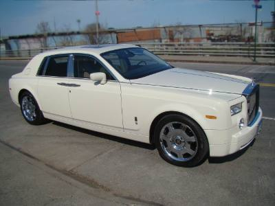 2007 Rolls-Royce Phantom Loaded