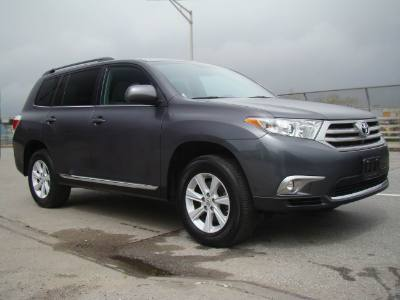 2013 Toyota Highlander Plus AWD