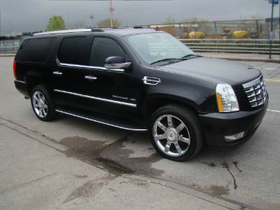 2011 Cadillac Escalade ESV Luxury