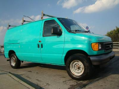 2005 Ford Econoline Cargo Van Cargo E350 Super Duty