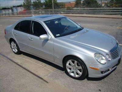 2008 Mercedes-Benz E-Class Luxury 3.5L