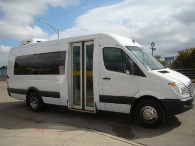 2009 Dodge Sprinter 3500 High Roof