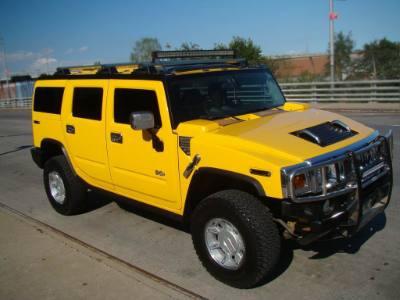 2003 HUMMER H2 4WD
