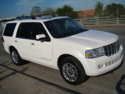 2013 Lincoln Navigator Limited