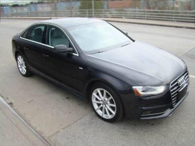 2014 Audi A4 Premium Plus