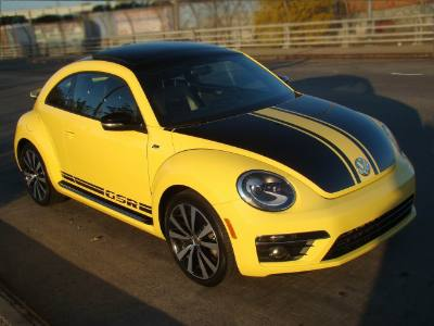2014 Volkswagen Beetle Coupe 2.0T Turbo GSR