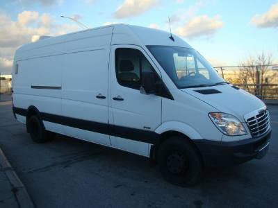 2012 Mercedes-Benz Sprinter 3500 High Roof