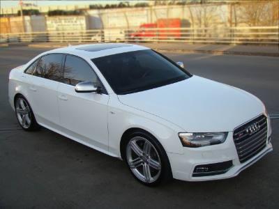 2013 Audi S4 Prestige