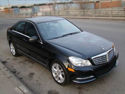 2014 Mercedes-Benz C-Class 4MATIC Luxury