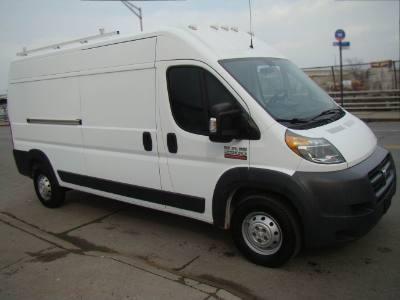 2014 Ram ProMaster Cargo Van 159 WB