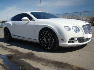 2015 Bentley Continental GT Speed GT Speed W12