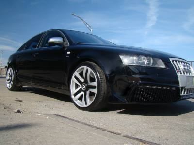 2007 Audi S6 Custom Wide Body