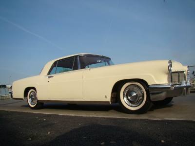 1957 Lincoln Mark II Coupe