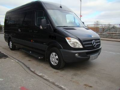2012 Mercedes-Benz Sprinter Passenger Vans 2500 High Top Passenger
