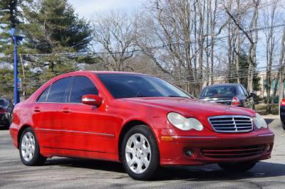 2005 Mercedes-Benz C-Class 3.2L