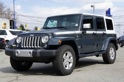 2017 Jeep Wrangler Unlimited Chief Edition