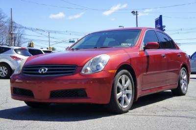 2006 INFINITI G35 Sedan Sadan