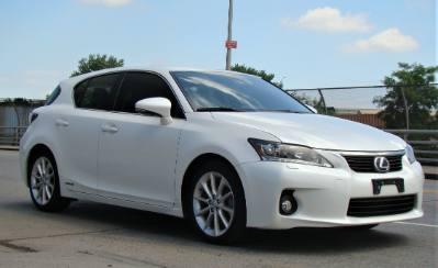 2012 Lexus CT200 H