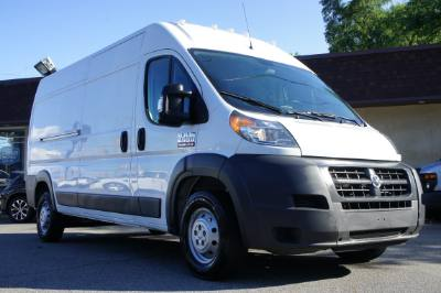 2018 Ram ProMaster Cargo Van 2500 159 High Roof