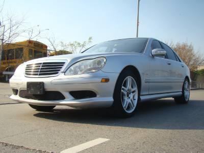 2005 Mercedes-Benz S-Class AMG