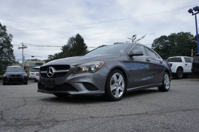 2016 Mercedes-Benz CLA 4Matic