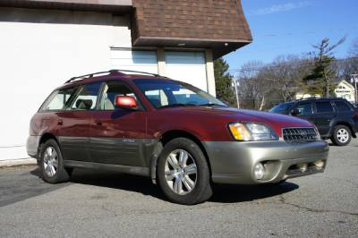 2004 Subaru Legacy Wagon (Natl) Outback H6 35th Ann. Edition