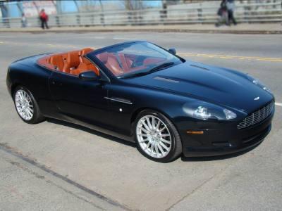 2007 Aston Martin DB9 Volante Cabriolet