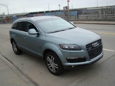 2009 Audi Q7 3.6L Premium Plus