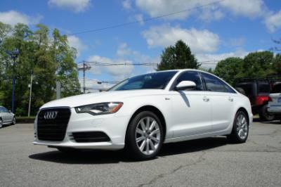 2014 Audi A6 3.0T Premium Plus