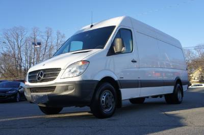 2010 Mercedes-Benz Sprinter Cargo Vans 3500 170