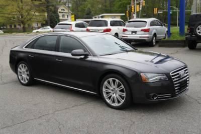 2011 Audi A8 L 4.2L Long