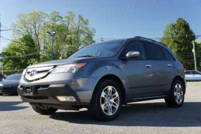 2009 Acura MDX Tech/Entertainment Pkg