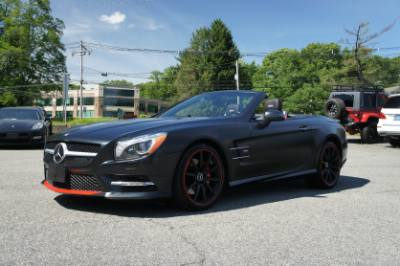 2016 Mercedes-Benz SL SL 550