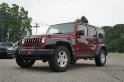 2010 Jeep Wrangler Unlimited Rubicon