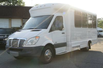 2013 Mercedes-Benz Freightliner Sprinter 3500 BUS