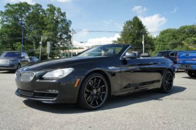 2012 BMW 6 Series 650i xDrive