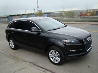 2009 Audi Q7 Premium 3.6 Quattro