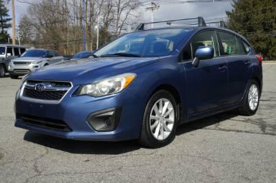 2012 Subaru Impreza Wagon 2.0i Premium