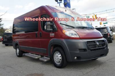 2016 Ram ProMaster Cargo Van High Roof 159
