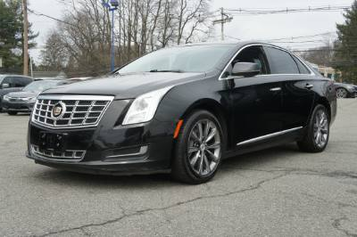 2013 Cadillac XTS Livery Package