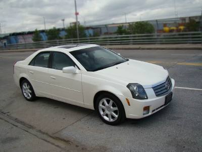 2005 Cadillac CTS Hi Feature