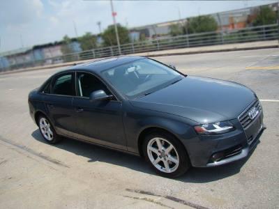 2009 Audi A4 2.0T Quattro Premium