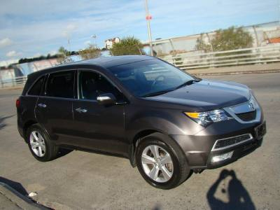 2010 Acura MDX Touring AWD