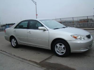 2002 Toyota Camry V6 LE
