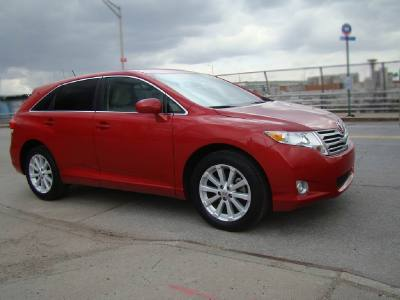 2010 Toyota Venza 4 Cylinders