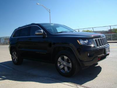 2013 Jeep Grand Cherokee 4Wd V8