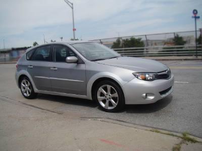 2010 Subaru Impreza Wagon Outback Sport