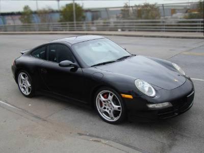 2006 Porsche 911 4S AWD