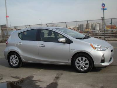 2012 Toyota Prius c One/Two/Three/Four