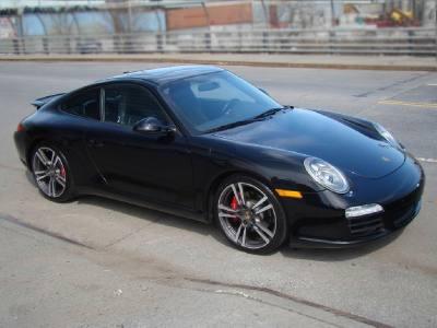 2011 Porsche 911 S/4S/GTS